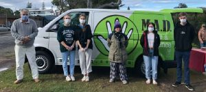 Helping our friends on the street - Port Macquarie 2021