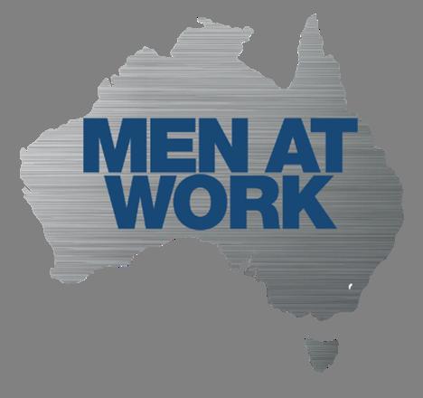 Men at Work LOGO