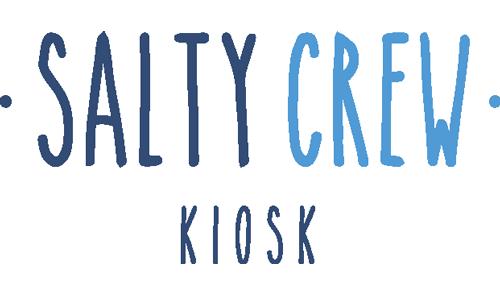 Salty Crew Kiosk LOGO